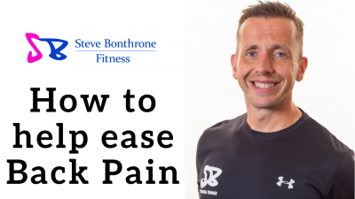 back pain | Personal Trainer Perth | Steve Bonthrone Fitness