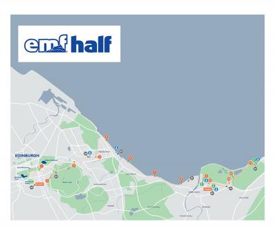 Edinburgh Half Marathon | Steve Bonthrone Fitness | Personal Trainer Perth