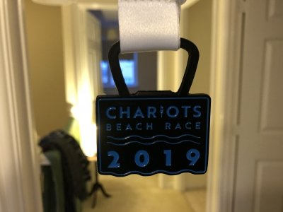 Chariots of Fire Beach Race 2019 | Steve Bonthrone Fitness | Running Coach Perth and Dundee