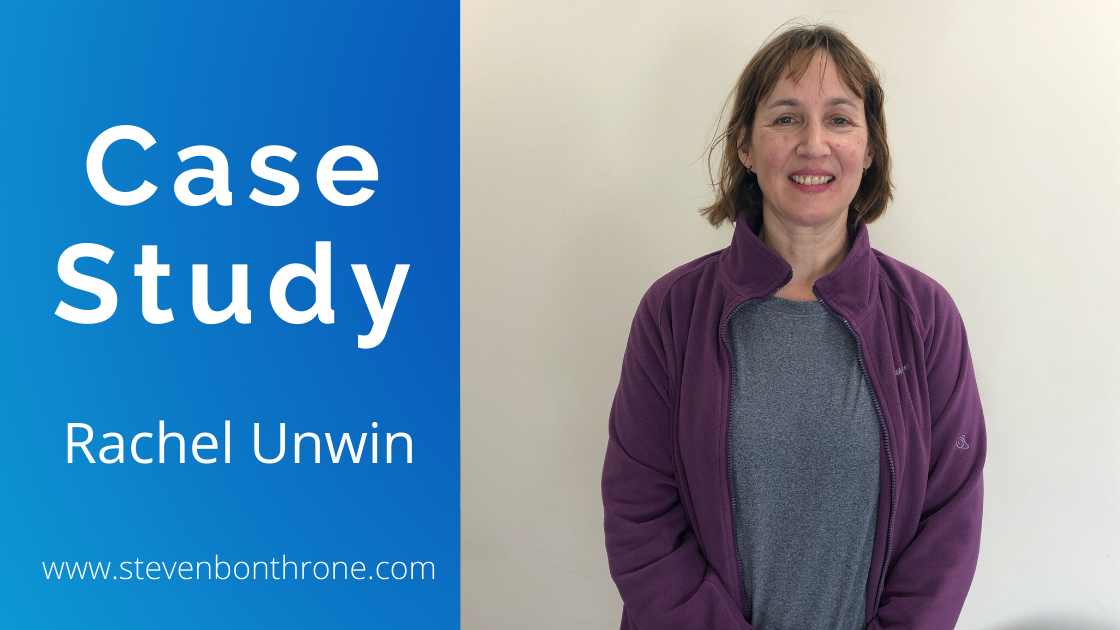 Case Study - Rachel Unwin