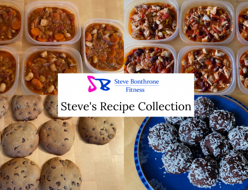 Steve's Recipe Collection